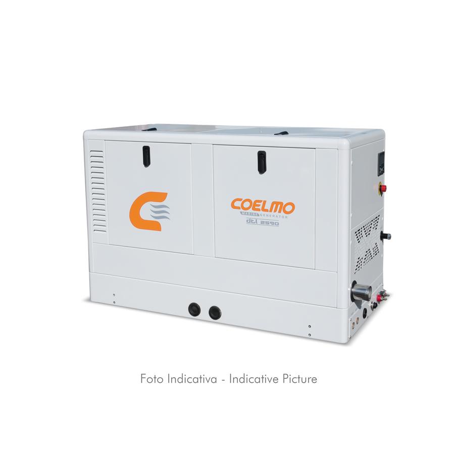 Coelmo brodski generatori