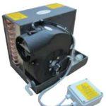 Ventilation - Fan coil units