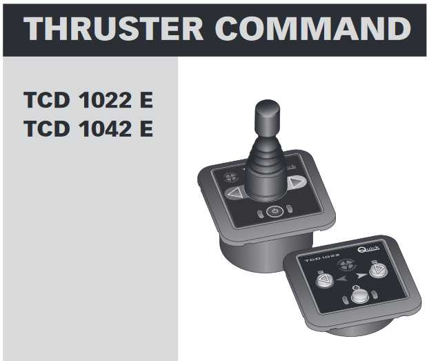 Drive Shafts Bow Thruster Remote Control Quick TCD1022 Push Button ...